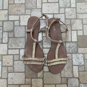 Dune London Jewel Sandals